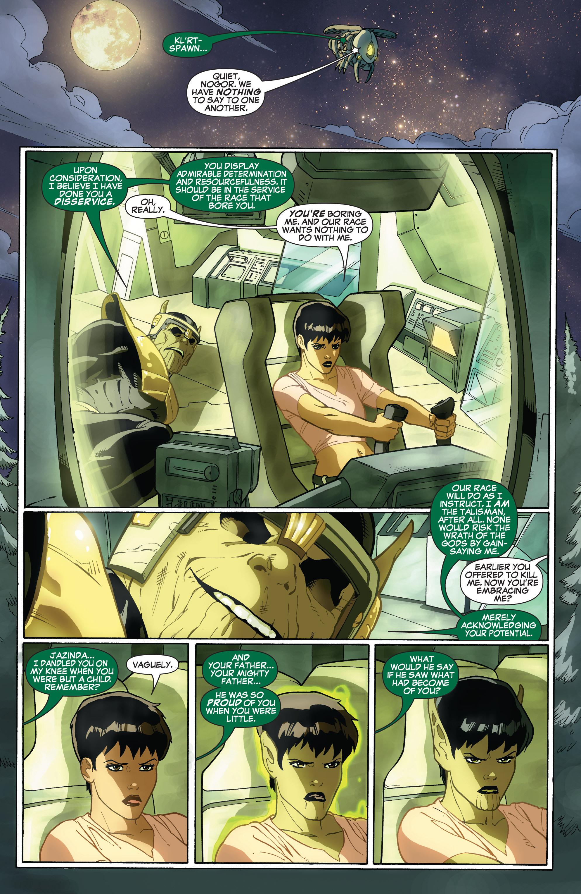 Read online She-Hulk (2005) comic -  Issue #32 - 16