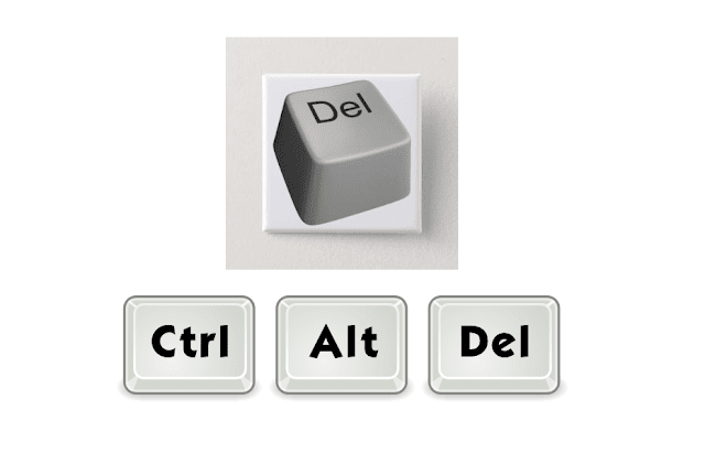 what is Interesting and mysterious history behind Ctrl + Alt + Del