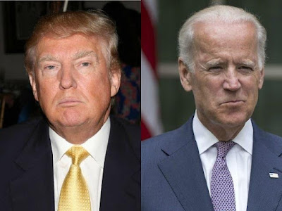 US Vice president Joe Biden on Trump: 'He's not a bad man, but he's out of touch & his ignorance is so profound'
