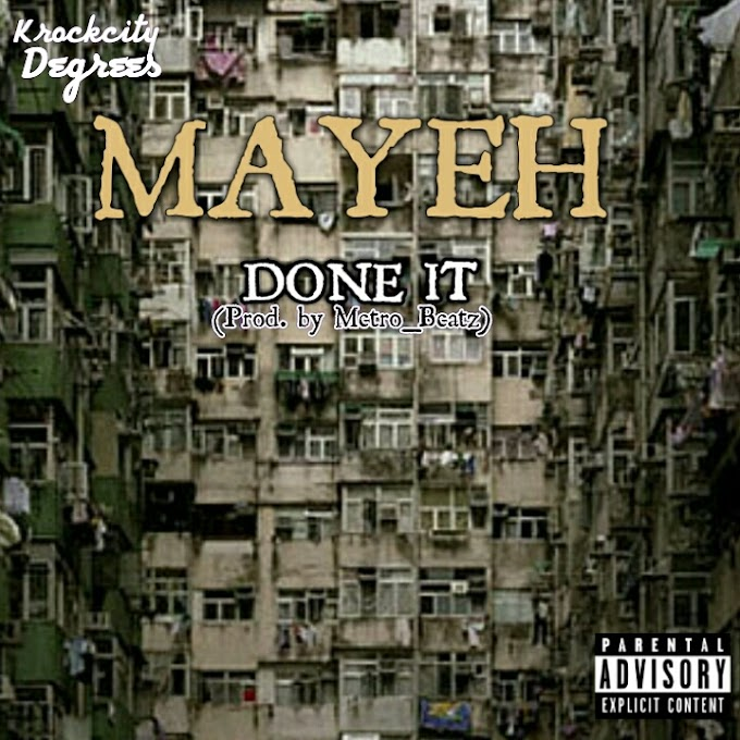 Music: Anticipate - Done it By Mayeh | @iam_Mayeh
