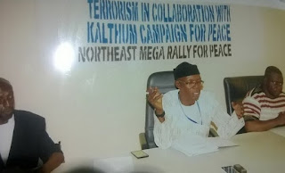 North East Groups to hold Mega rally for peace in Maiduguri