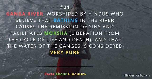 Fact About Hinduism 21 GANGA RIVER