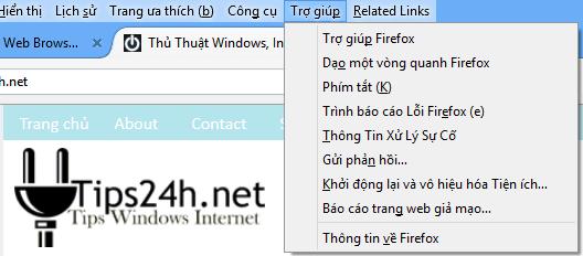 Tải về firefox bản mới nhất cài đặt offline