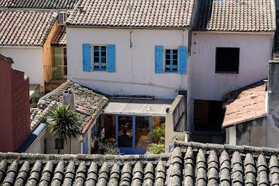 Города Южной Франции