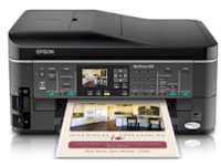 How to download Epson WorkForce 633 drivers