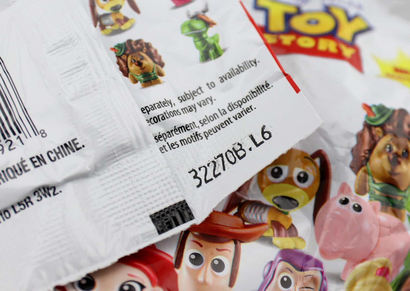 mattel toy story minis series 5 blind bag codes