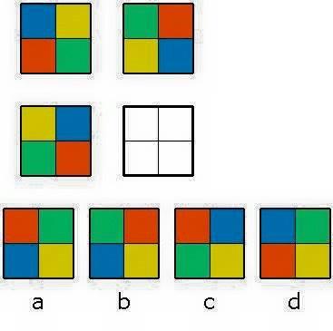 pattern recognition brain teaser