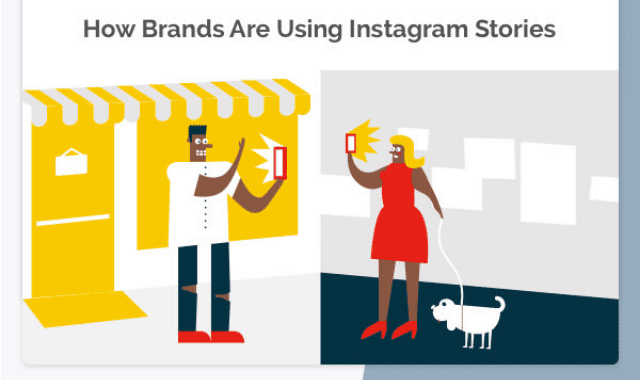 How Brands Are Using Instagram Stories