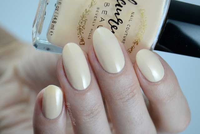Lauren b beauty nude no.1 swatch furious filer