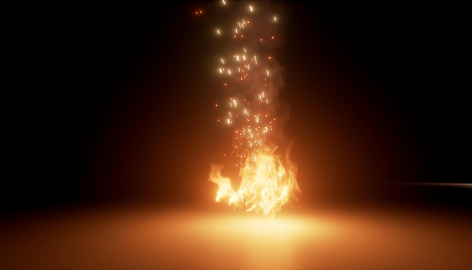 эффекты огня на фото красивое популярное растение