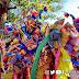 Fundación Los Broncos de La Vega presenta disfraz artístico en el marco del Carnaval Vegano 2019