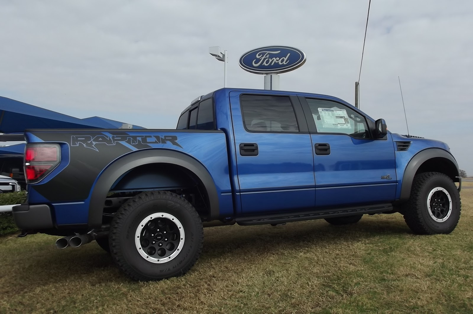 Jeep Dealership Dfw >> Official Off Road 4x4 New 2013 Ford BLUE FLAME Raptor SVT 6.2L contact Troy Young 817-243-9840 ...