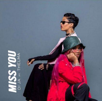 Download Audio | Di'Ja ft. Thelma – Miss You