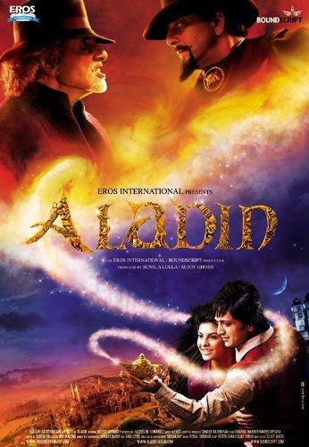 Poster of Aladin 2009 Hindi 720p HDRip Full Movie Download x264 AAC