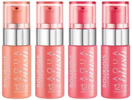 aqua blush, SWIMMING COOL by BOURJOIS