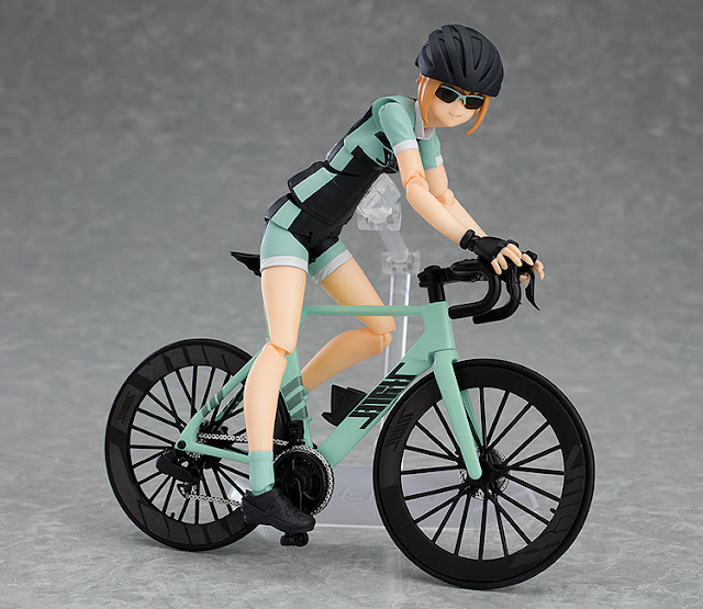 Figuras: Nuevo Figma Styles Emily: Cycling Jersey Ver. - Max Factory
