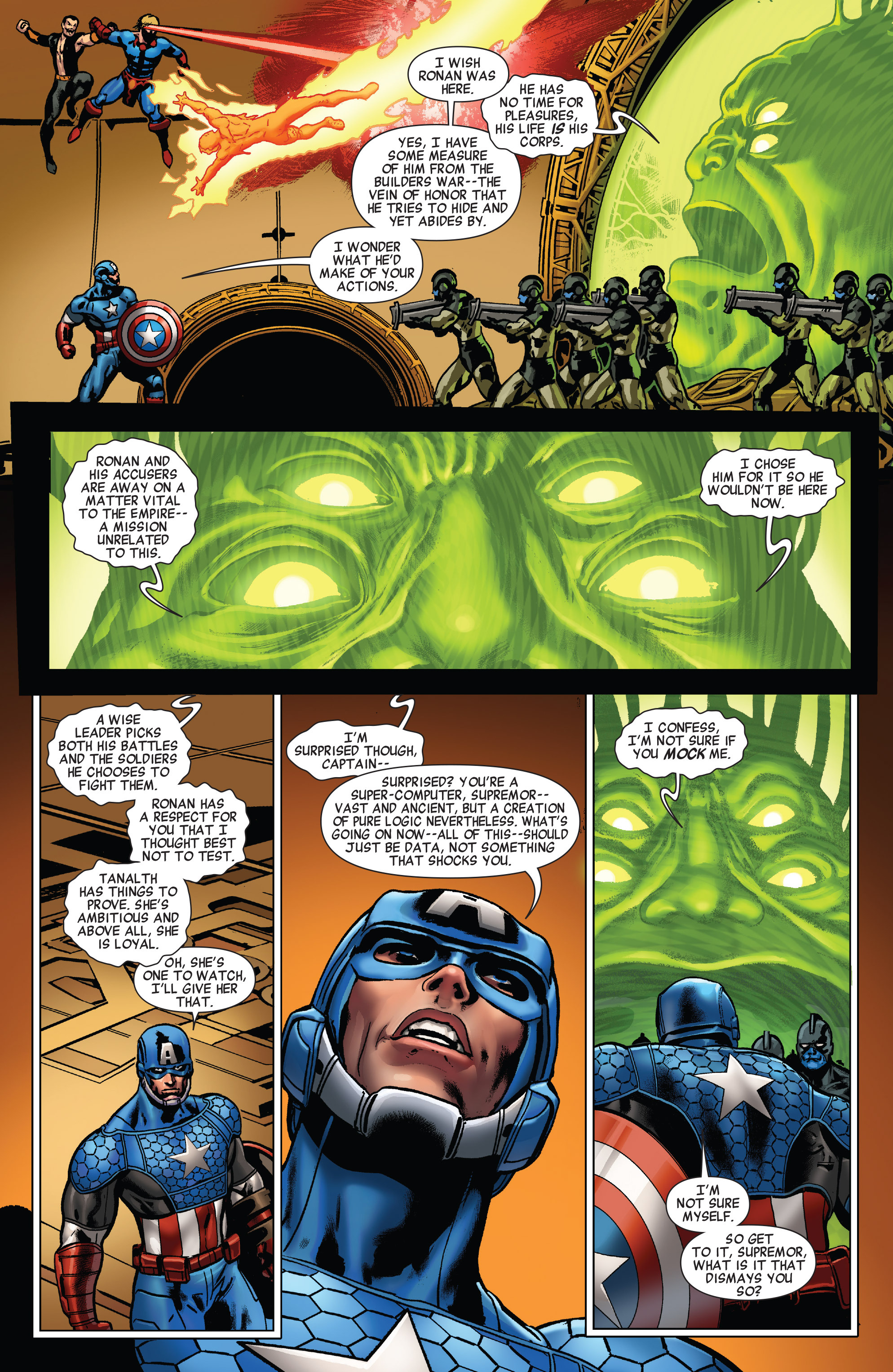 Read online All-New Invaders comic -  Issue #5 - 9