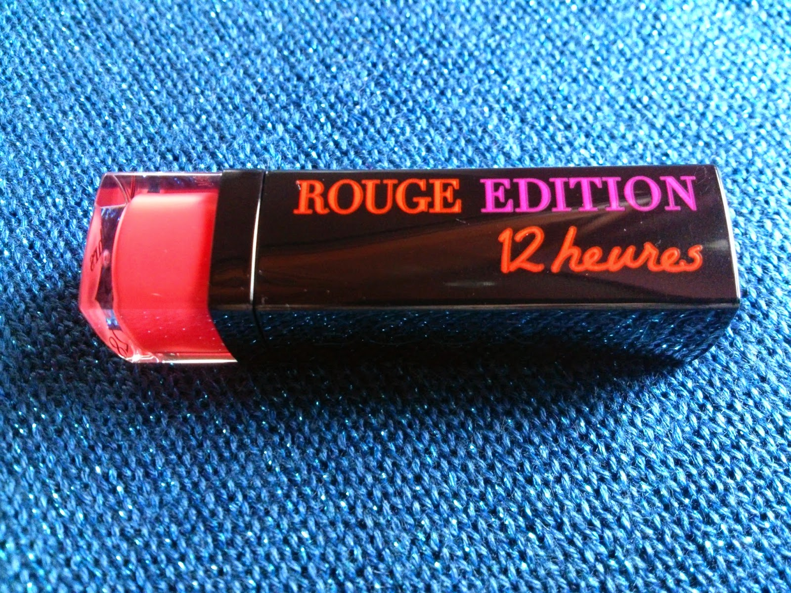 ROUGE EDITION 12H BOURJOIS