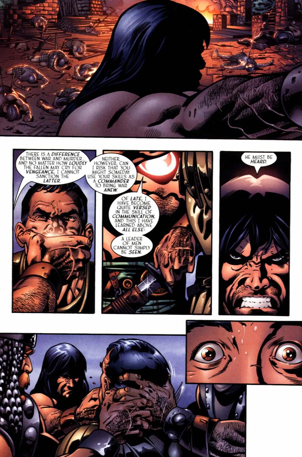 Read online Sigil (2000) comic -  Issue #19 - 25