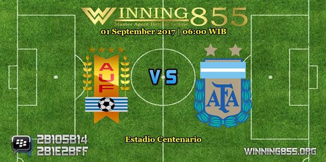 Prediksi Skor Uruguay vs Argentina