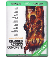 DRAGGED ACROSS CONCRETE (2018) WEB-DL 1080P HD MKV ESPAÑOL LATINO