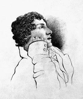 John Keats as a poet of Beauty.