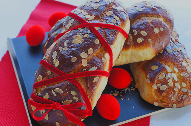 Greek Brioche-Easter 2020