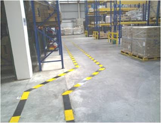 Kaizen In Warehouse 5s