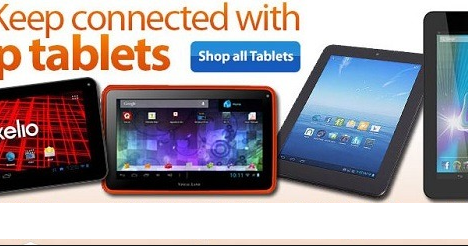 Cheap Tablet Phones and Prices in Nigeria