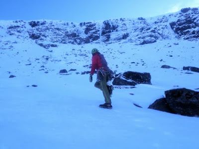 Scottish winter climbing courses