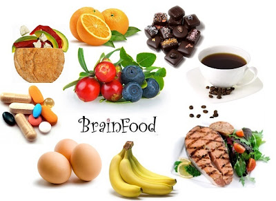 Brain foods for Better concentration