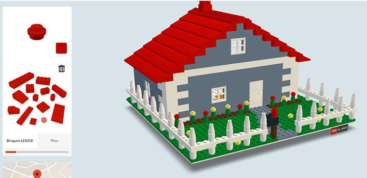 Lego Dünyanızı Chrome ile Oluşturun