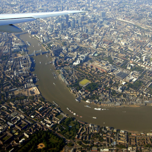 In Plane View London Goodlifegoodtimes