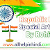 Happy Republic Day 2018 Wishes To All Indians