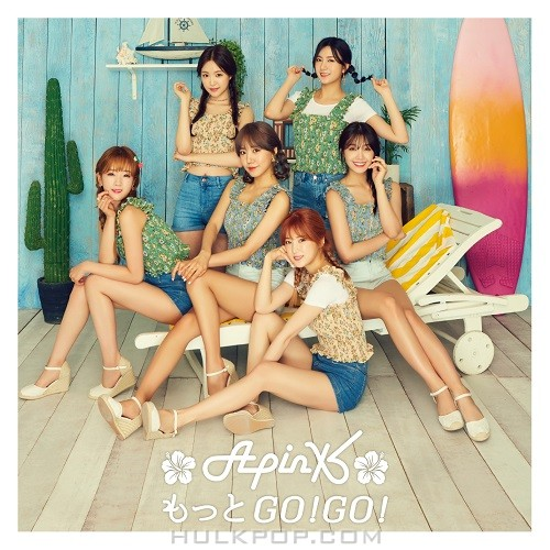 Apink – もっとGO!GO! – EP (ITUNES PLUS AAC M4A)
