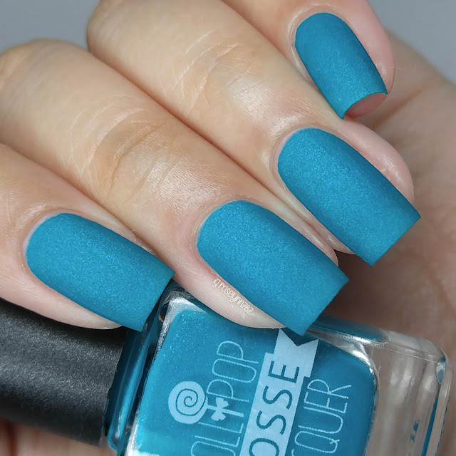 Lollipop Posse Lacquer - We're Gonna Serve
