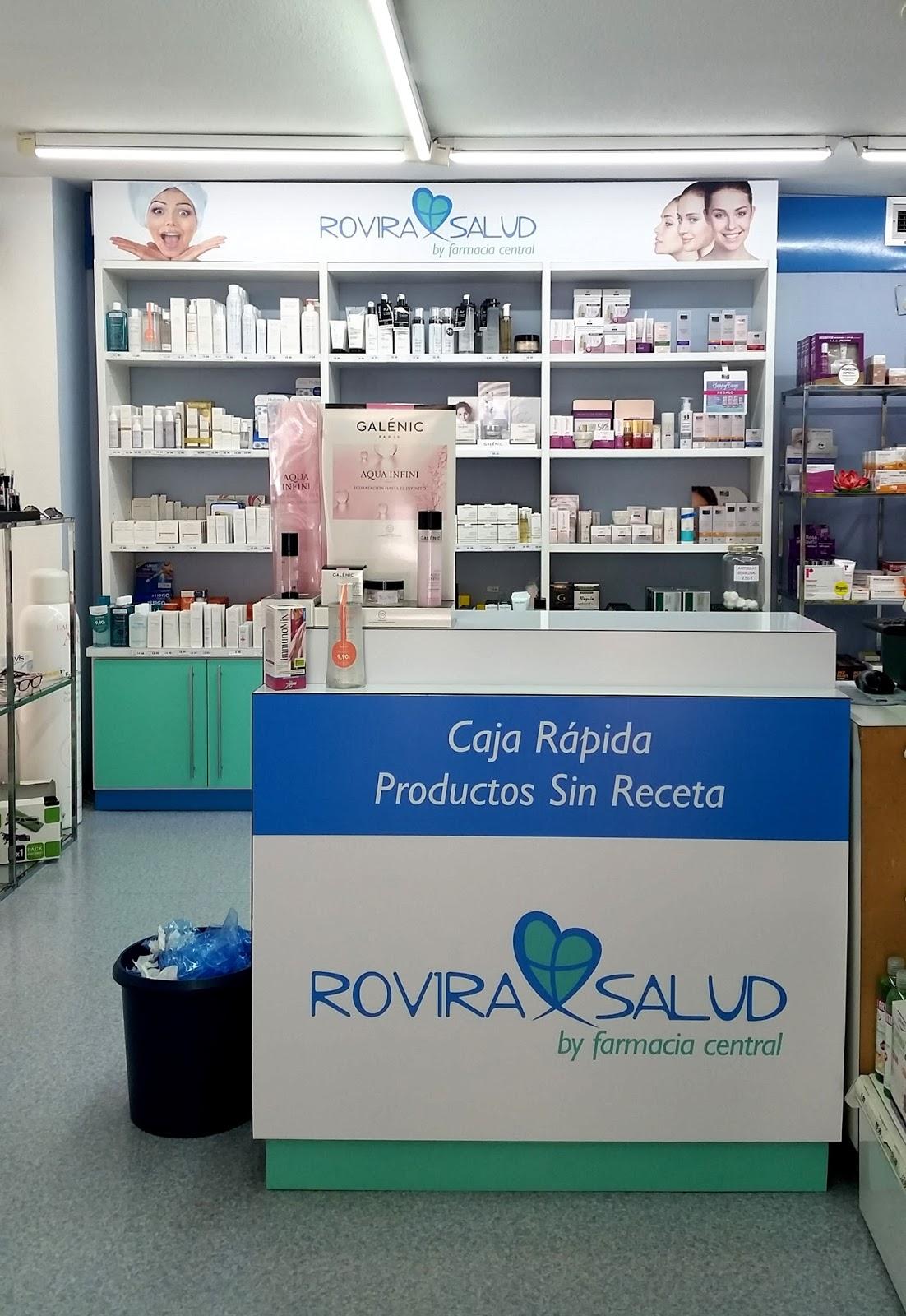 Dekotipo Design Rovira Salud En Farmacia Central Ontinyent
