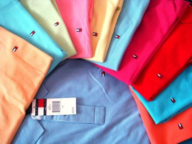 Eu moda  Blusa polo tommy infantil 31cb1c9b8a