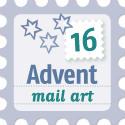 AdventMailArt 2016