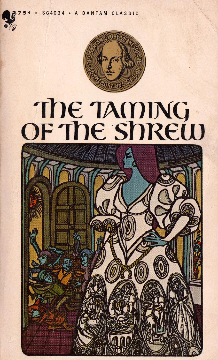 the art of leo and diane dillon shakespeare the taming of the shrew shakespeare the taming of the shrew