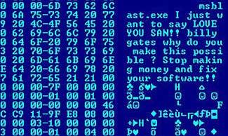 Internet Lambat Karena Virus Blaster