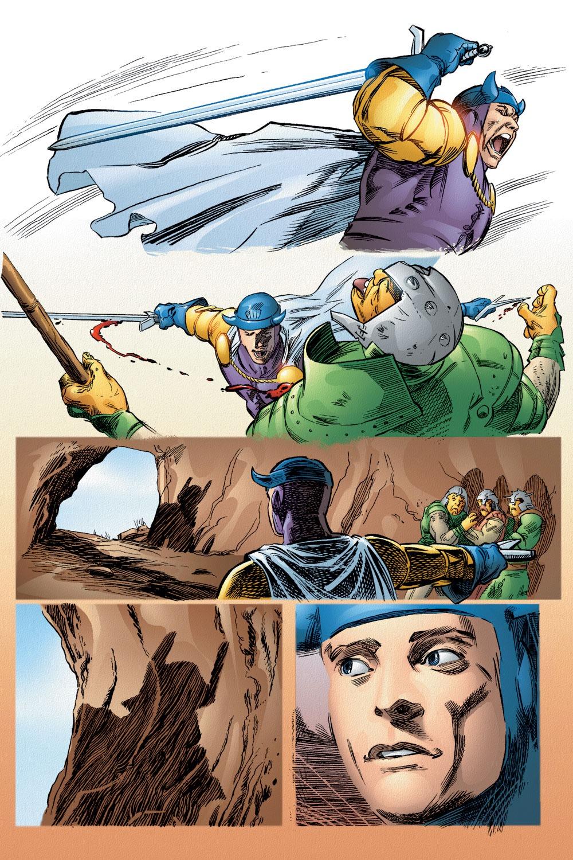 Thor (1998) Issue #44 #45 - English 14
