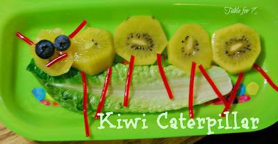 Kiwi Caterpillar