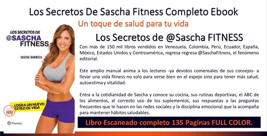 Pdf sascha fitness