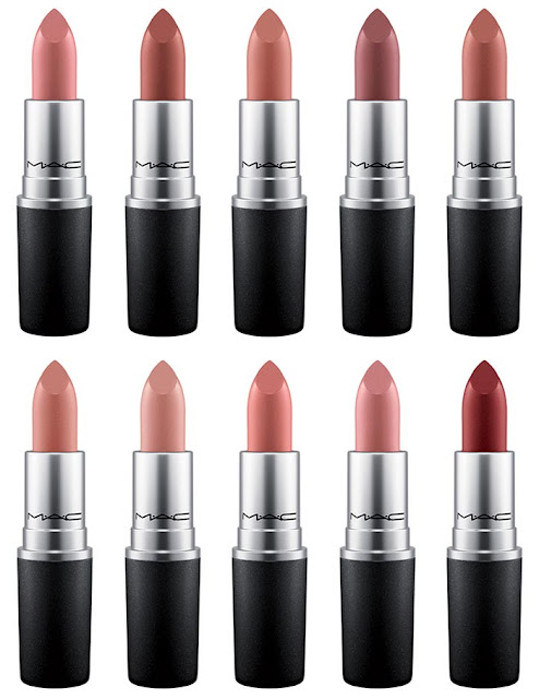 MAC x Beauty Gurus Lipsticks Spring/Summer 2017 Collection