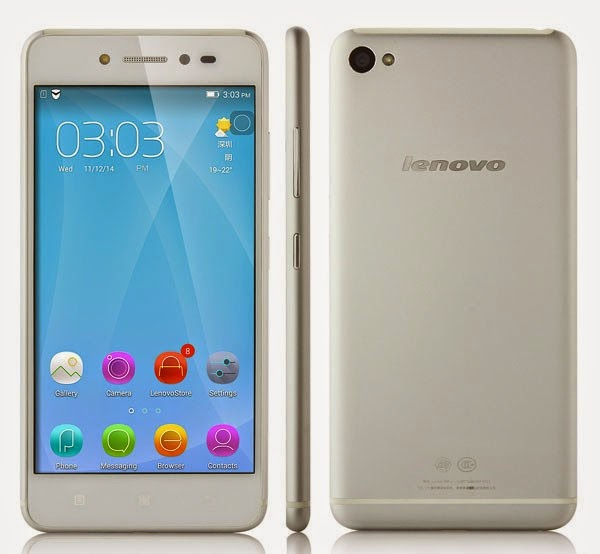 Lenovo S90 Smartphone Android 5 inch Rp 2 Jutaan