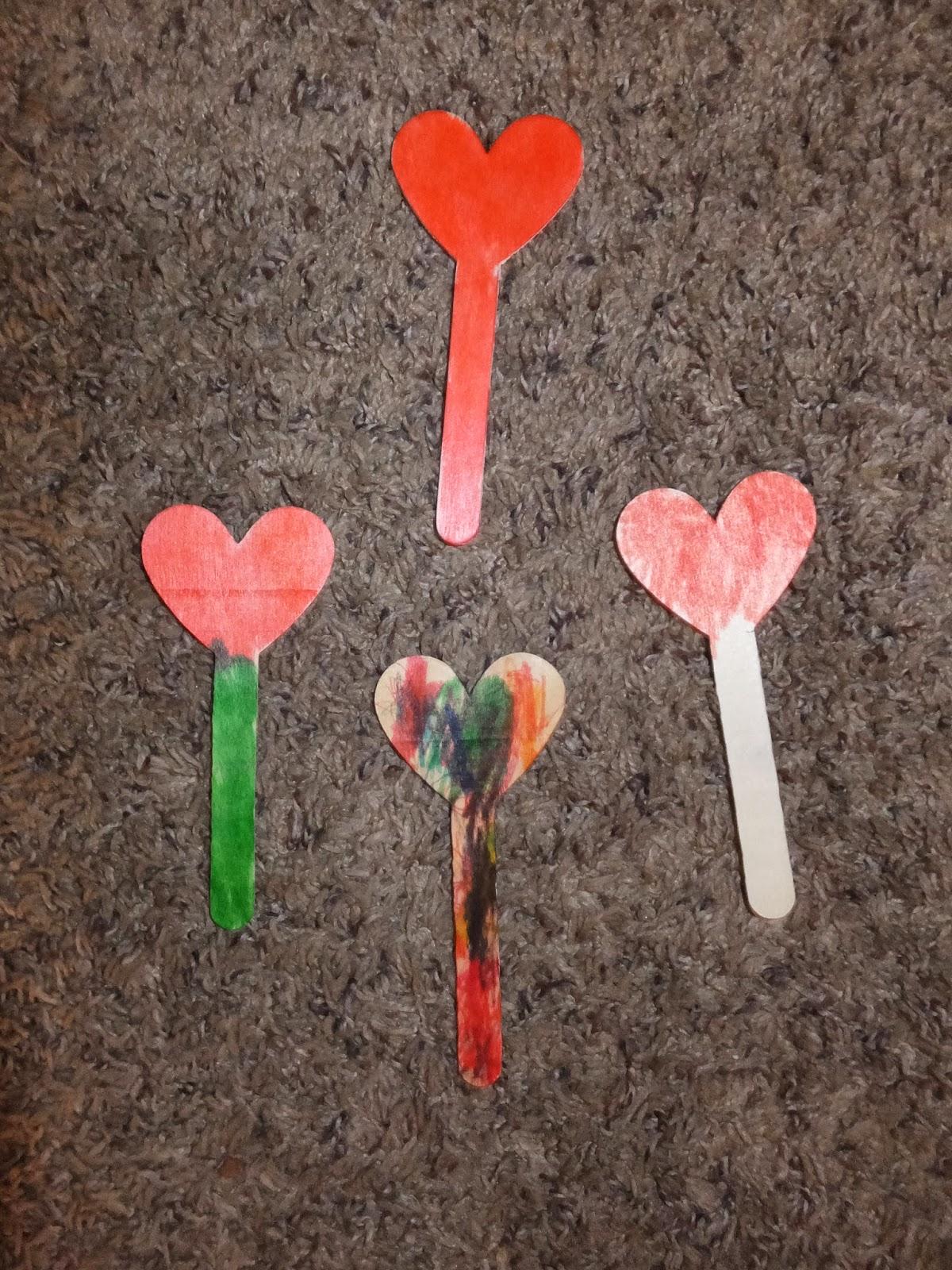 Kidspert Easy Valentine Craft Ideas For Toddlers