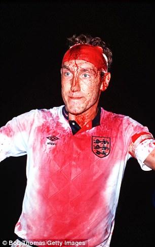 Former England captain Terry Butcher chokes back tears over son's Death
