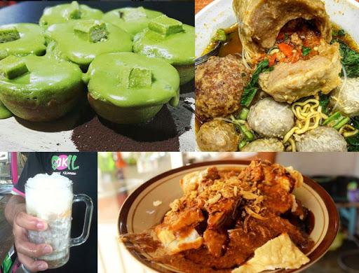 Kuliner Bandung Favorit 2016