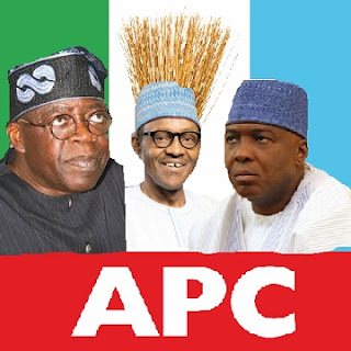 APC BROKE Over Crisis; Power Disconnected As Buhari, Ministers Owe Dues, Saraki Too; Tinubu Loyalists Vow Not To Pay
